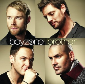 Audio CD Boyzone. Brother