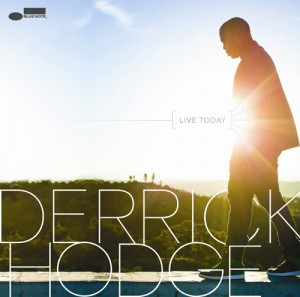 Audio CD Derrick Hodge. Live Today