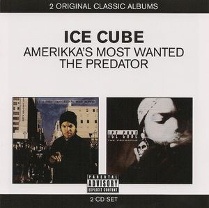 Audio CD Ice Cube. Amerikka's Most Wanted / The Predator