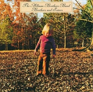 Audio CD The Allman brothers band. Brothers and sisters
