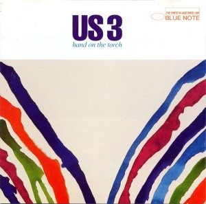 Audio CD Us3. Hand on the torch