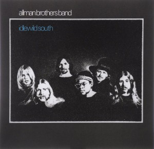Audio CD The Allman brothers band. Idlewild south