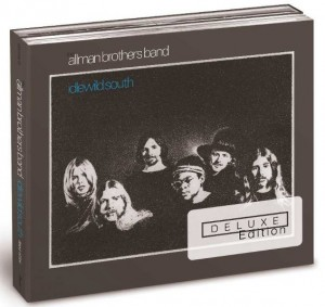 Audio CD The Allman brothers band. Idlewild south (deluxe)