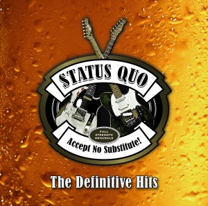 Audio CD Status Quo. Accept no substitute – The definitive hits
