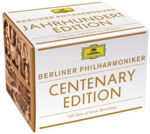 Audio CD Berliner Philharmoniker. Centenary edition 1913 - 2013