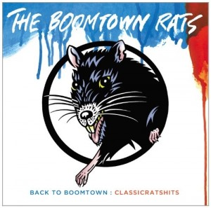 Audio CD The boomtown rats. Back to boomtown. Classic rats hits