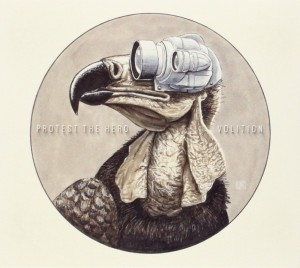 Audio CD Protest the Hero. Volition