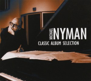 Audio CD Michael Nyman. Classic Album Selection