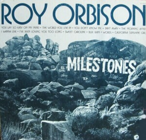 Audio CD Roy Orbison. Milestones