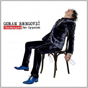 Audio CD Goran Bregovic. Champagne for gypsies