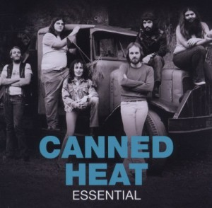 Audio CD Canned Heat. Essential