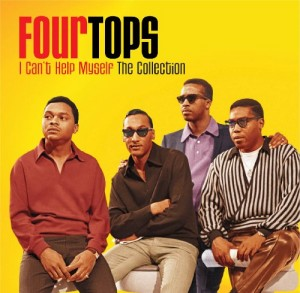 Audio CD Four Tops. The collection