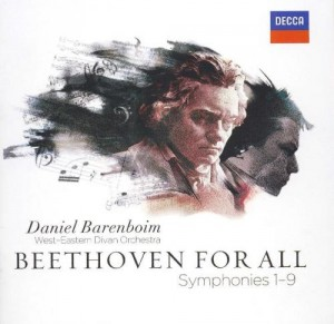 Audio CD Daniel Barenboim. Beethoven For All: Symphonies 1-9
