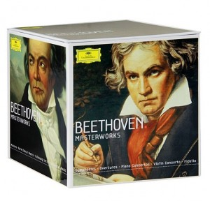 Audio CD Various Artists. Beethoven. Masterworks Collection