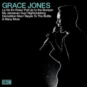 Audio CD Grace Jones. Icon
