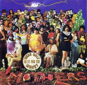 Audio CD Frank Zappa, The Mothers Of Invention. We're Only In It For The Money