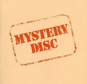 Audio CD Frank Zappa. Mystery Disc