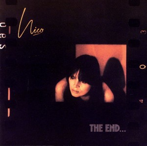Audio CD Nico. The end (Deluxe)