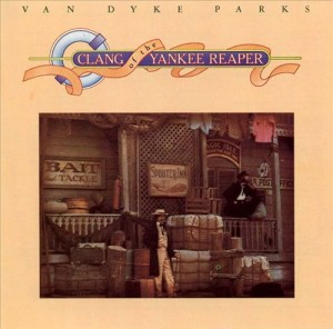 Audio CD Van Dyke Parks. Clang of the yankee reaper