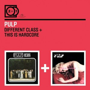 Audio CD Pulp. Different class + This is hardcore