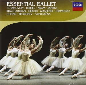 Audio CD Various Artists. Essential Ballet