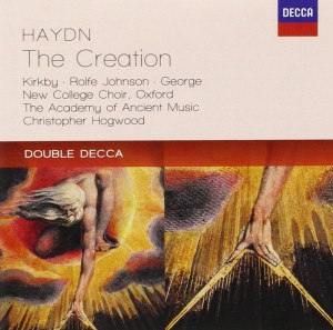 Audio CD Various Artists. Haydn: The Creation