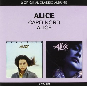 Audio CD Alice. Capo Nord / Alice