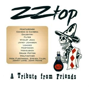 Audio CD ZZ Top. A Tribute from Friends