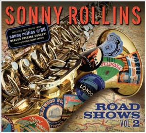 Audio CD Sonny Rollins. Road shows vol.2 (Digipac)