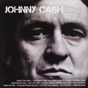 Audio CD Johnny Cash. Icon
