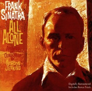 Audio CD Frank Sinatra. All Alone (rem)