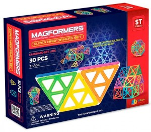 ����� ��������� �����������: Super Magformers 30 ���������