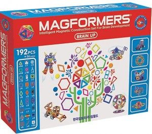 ����� ��������� �����������: Magformers Brain Up Set 228 ��������� (63083)