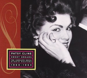 Audio CD Patsy Cline. Sweet dreams: Her complete decca masters