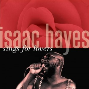 Audio CD Isaac Hayes. Sings For Lovers
