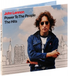 Audio CD John Lennon. Power To The People: The Hits