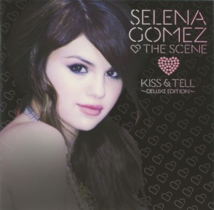 Audio CD Selena Gomez. The S. Kiss & Tell