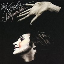 Audio CD The Kinks. Sleepwalker