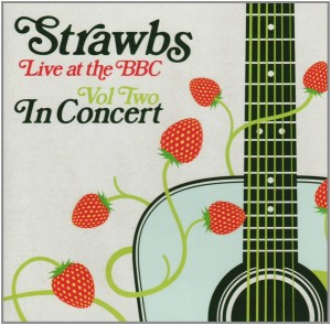 Audio CD The Strawbs. Live At The BBC - Vol.2