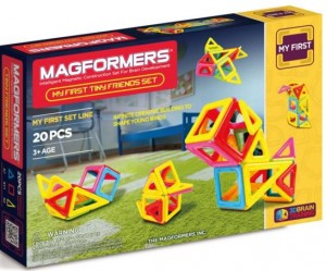 ����� ��������� �����������: Magformers Tiny Friends 20 ���������