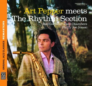 Audio CD Art Pepper. Meets the rhythm section
