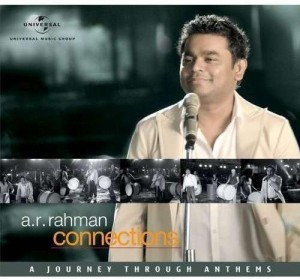Audio CD A.R. Rahman. Connections