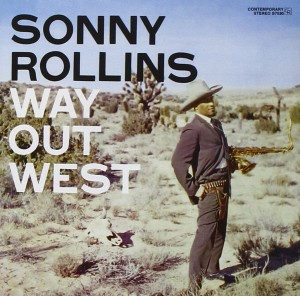 Audio CD Sonny Rollins. Way out west