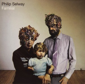 Audio CD Philip Selway (ex. Radiohead). Familial