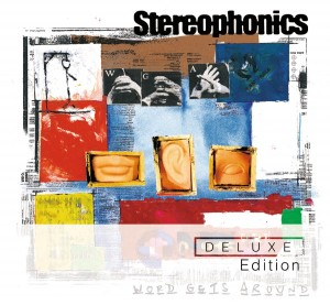 Audio CD Stereophonics. Word Gets Around (Deluxe)