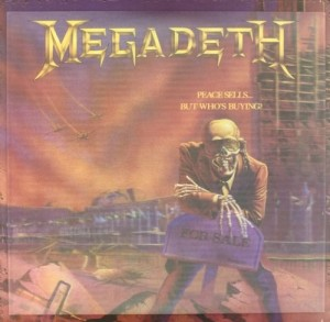 Audio CD Megadeth. Peace Sells...But Who's Buying (25th Anniversary Deluxe Box Set)