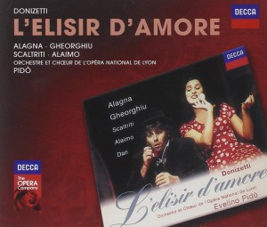 Audio CD Evelino Pido. Donizetti: L`elisir D`amore
