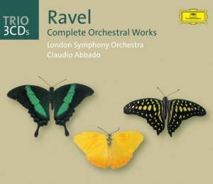 Audio CD Claudio Abbado, London Symphony Orchestra. Ravel: Tzigane; Sheherazade