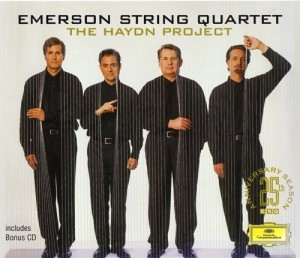 Audio CD Emerson String Quartet. Beethoven / Schubert: String Quartets