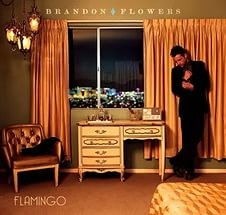 Audio CD Brandon Flowers (ex. The Killers). Flamingo